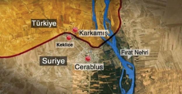 TSK Vurdu! Suriye Haritası 24 Saat Geçmeden Değişti