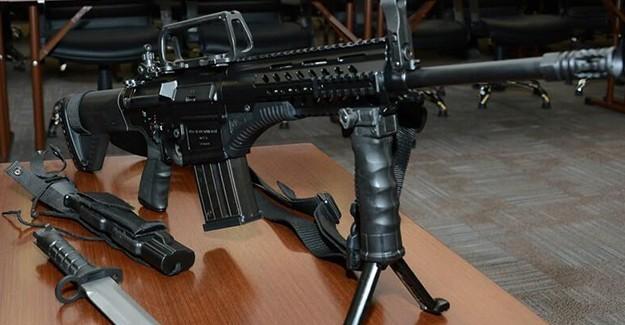 TSK'da Milli Tüfek Dönemi