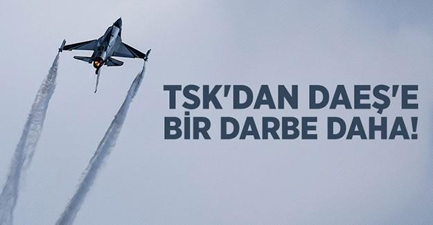 TSK'dan Daeş'e Bir Darbe Daha!
