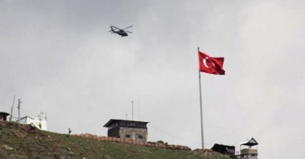 TSK'dan Flaş Helikopter Açıklaması: Füze İle Düşürülmüş Olabilir!