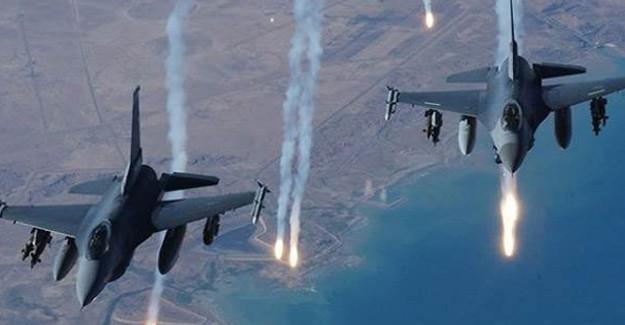 TSK'dan Yoğun Bombardıman! 40 Terörist Öldürüldü