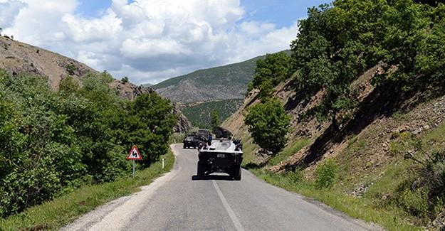 Tunceli'de PKK'nın Hain Tuzağı Fark Edildi