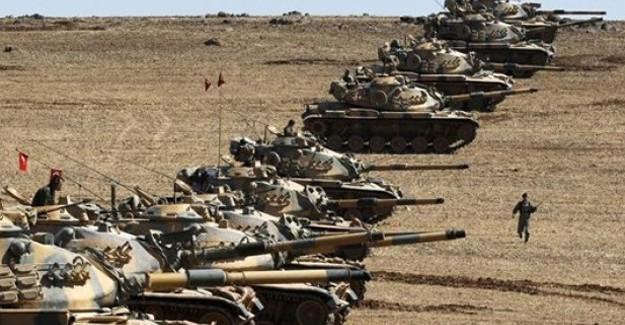 Türk Askeri Korkusu IŞİD'e Bunu Yaptırdı
