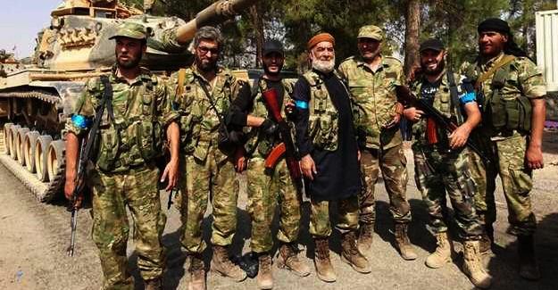 Türk Askerini Böyle Karşıladılar; İşte İlk Fotoğraflar