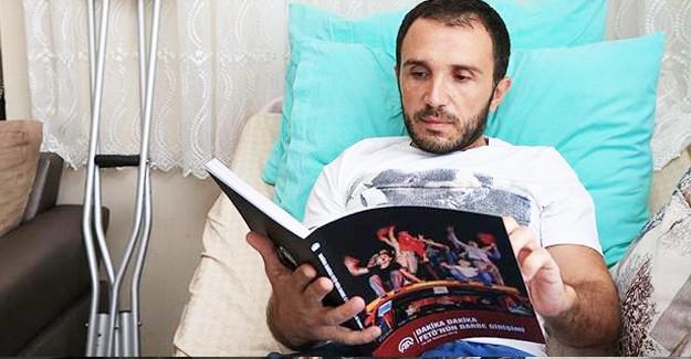 'Türk Askerinin Mermisi İle Vurulduğuma İnanamadım'