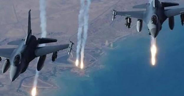 Türk Jetlerinden PKK Hedeflerine Ölümcül Darbe!