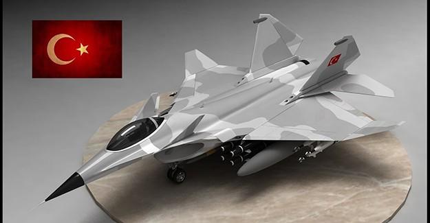 Türk Savaş Uçağı 2023'te!