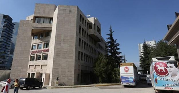 Bir Dönem Türk Siyasetine Yön Veren ANAP'ın Genel Merkezi Bugün İcralık!
