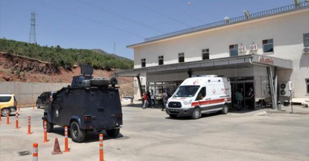 Türk Telekom Aracına Ateş Açıldı: 1 Ölü