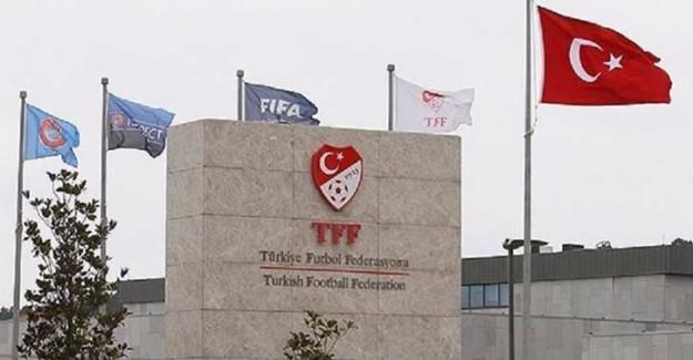 Türkiye Futbol Federasyonu Terörü Lanetledi