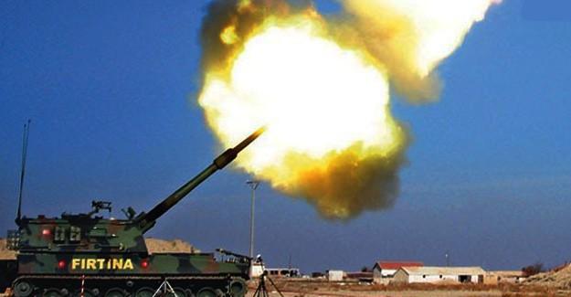 Türkiye IŞİD ve PYD'yi Vuruyor
