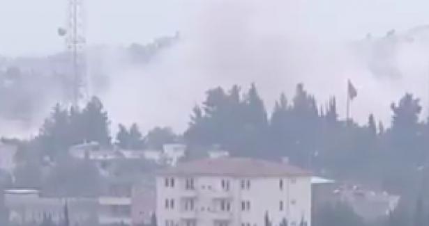 Türkiye Sınırında Patlama!