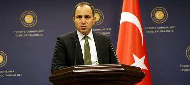 Türkiye'den Sert Uyarı: Her Türlü Tedbiri Alacağız