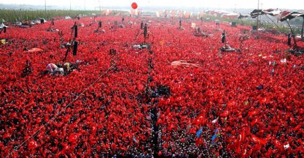 Türkiye'nin Mitingine Twitter'dan Sansür!