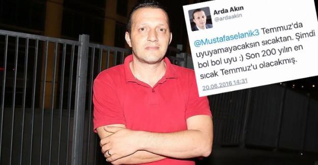 Tutuklanan Hürriyet Muhabiri Darbeyi Şifreli Haber Vermiş