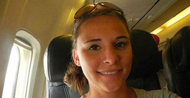 Uçakta Kadından Kadına T.ciz