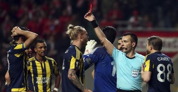UEFA'dan F.Bahçe'ye Ağır Braga Faturası