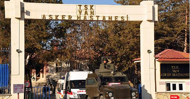 Van Askeri Hastanesi Sağlık Bakanlığı'na Devredildi