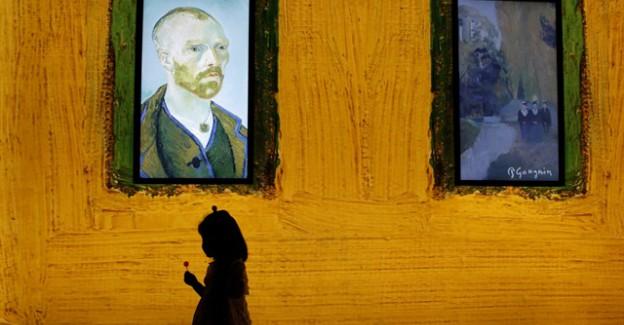 Van Gogh'un Çalınan Resimleri Bulundu
