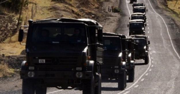Van'da Polis Aracına Bombalı Tuzak!