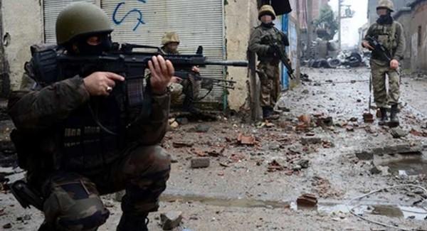 Van'da Sıcak Çatışma! 1 Terörist Öldürüldü