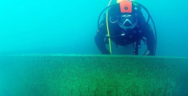 Van Gölü'nün Dibinde Bulundu: Boyu 40 Metre!