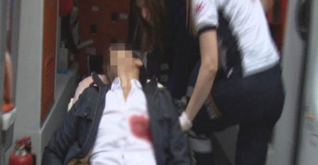 Vatandaşlar Kamera şakası Zannetti, Çarşının Ortasında Kalbine Ateş Etti