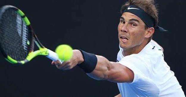 Ve Nadal Yarı Finalde...