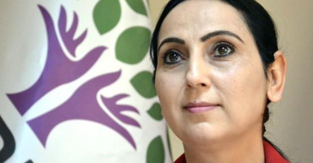 Yargıtay Figen Yüksekdağ'ın Eşinin Cezasını Onadı