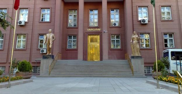 Yargıtay'da FETÖ Operasyonu