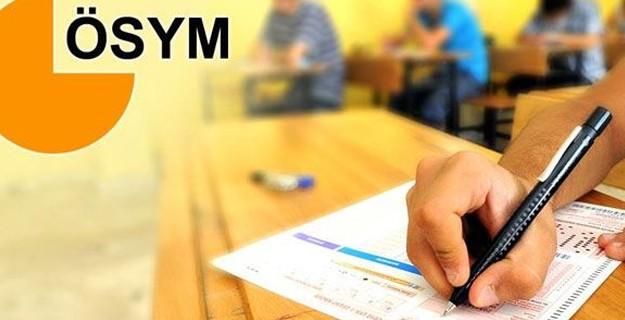 Yarın Sınava Girecek Adaylar Dikkat!