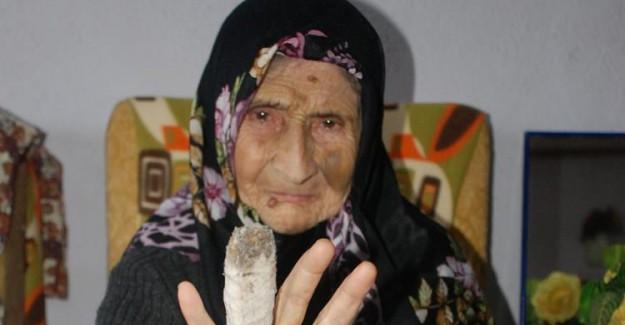 Yaşlı Kadının Parmağını Kırıp Gasp Ettiler