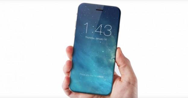 Yeni i-Phone Tamamen Cam Kaplama