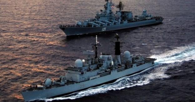 Yeni Savaş Tehlikesi Patlak Verdi! İran Savaş Gemilerini Gönderdi