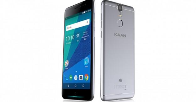 Yeni Yerli Telefon KAAN N1'in Fiyatı Açıklandı