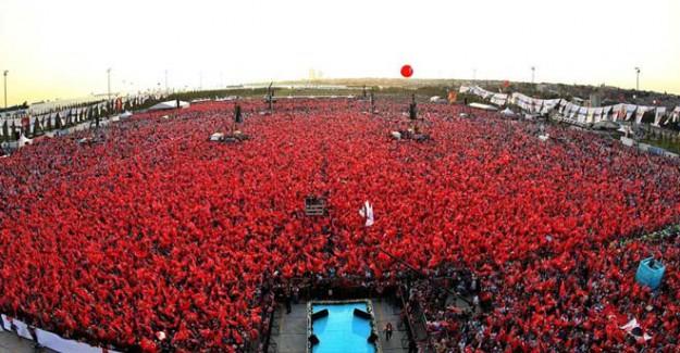 Yenikapı'da Dev Hazırlık: 3,5 Milyon Kişiyi Ağırlayabilecek
