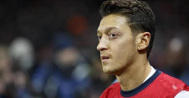 Yılın Futbolcusu Mesut Özil