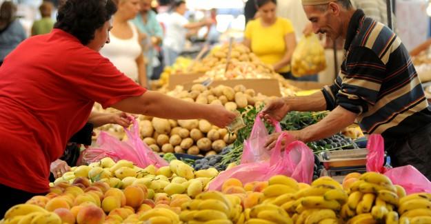 Yıllık Enflasyon Son Üç Senenin En Düşüğünde