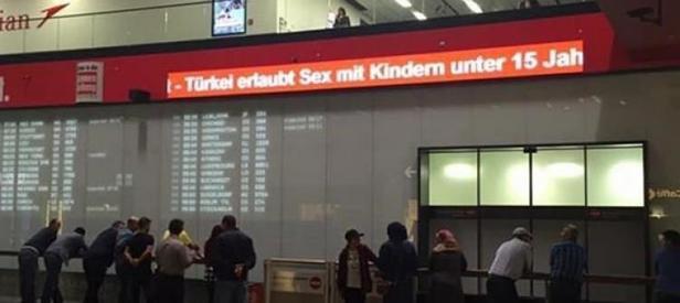 Yine Viyana Yine Rezalet! Avusturya'dan Skandal Açıklama!