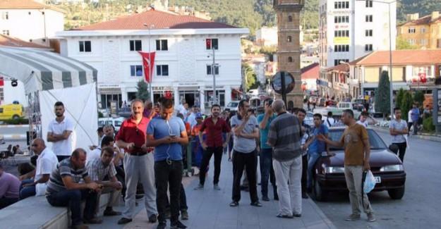 Yozgat'ta Şüpheli Valiz Fünye İle Patlatıldı