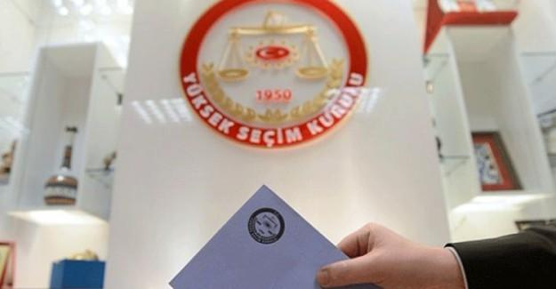 YSK'dan 'Erken Seçim' Açıklaması!