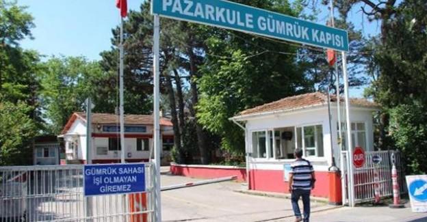 Yunanistan Sınır Kapılarında Giriş Çıkışlar Durdu!