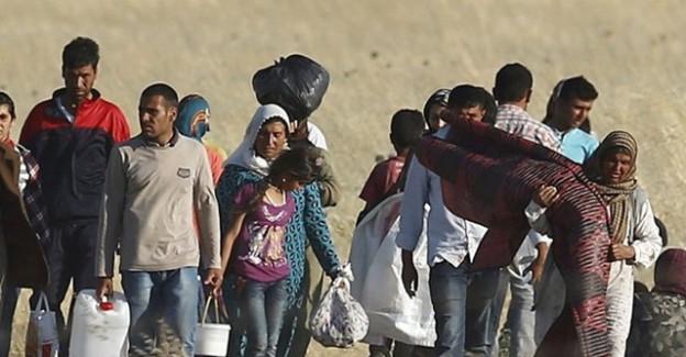 Yüz Binlerce Kişi Rakka'dan Kaçıyor