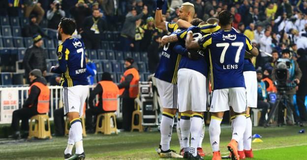 Zirve Yarışı Alevlendi, Fenerbahçe Ben de Varım Dedi