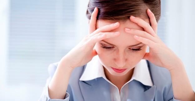 1 Dakikada Stres Ve Baş Ağrısından Kurtulmanın Tüyoları!