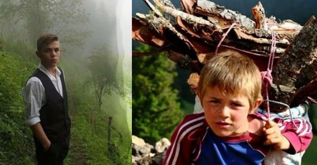 10 Yaşında Odun Taşıyan Bir Yiğit! Eren Bülbül