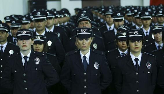 Polis Akademisi 13 BİN Polis Alımı POMEM PÖH Sınav Merkezleri Açıklandı