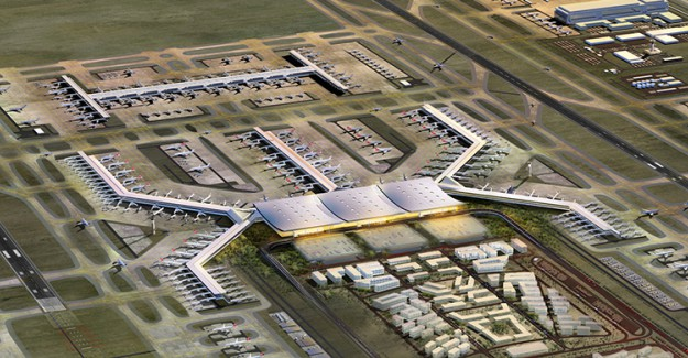 3. Havaalanı Teknolojinin Tüm Nimetlerini İçinde Bulunduracak!