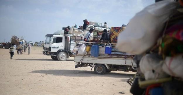 4 Bin Mülteci PYD'liler Tarafından Uzaklaştırıldı!