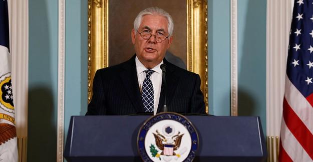 ABD Dışişleri Bakanı'ndan Afganistan Açıklaması!
